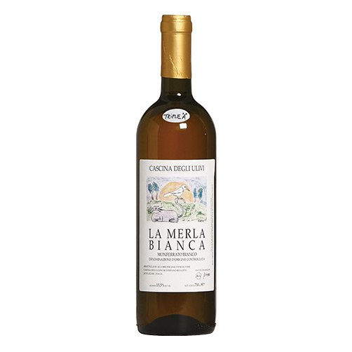 """Monferrato Bianco DOC """"La Merla Bianca"""""""