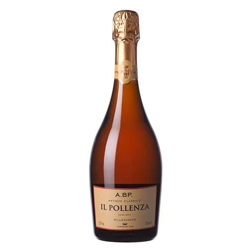 """Spumante Extra Brut Rosé Metodo Classico """"A.BP."""""""