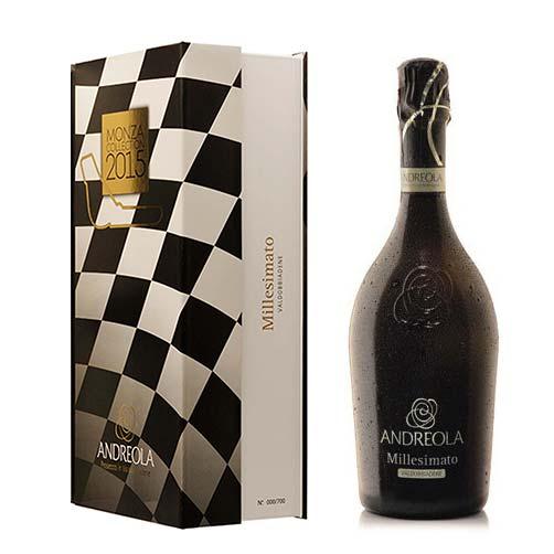 "Valdobbiadene Prosecco Superiore DOCG Dry ""Millesimato"" 2015 Magnum"