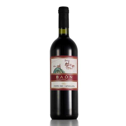 """Veneto Rosso IGT """"Baòn"""""""