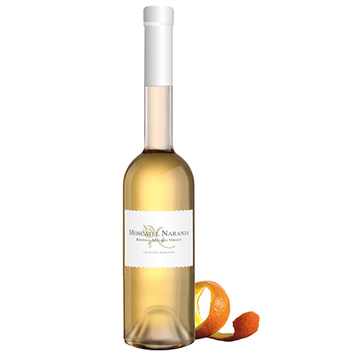 "Vino Aromatizzato ""Moscatel Naranja"""