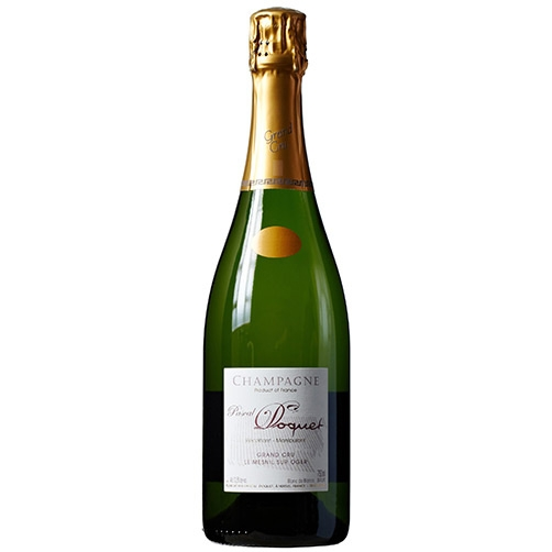 "Champagne Brut Blanc de Blancs Grand Cru ""Le Mesnil sur Oger"""