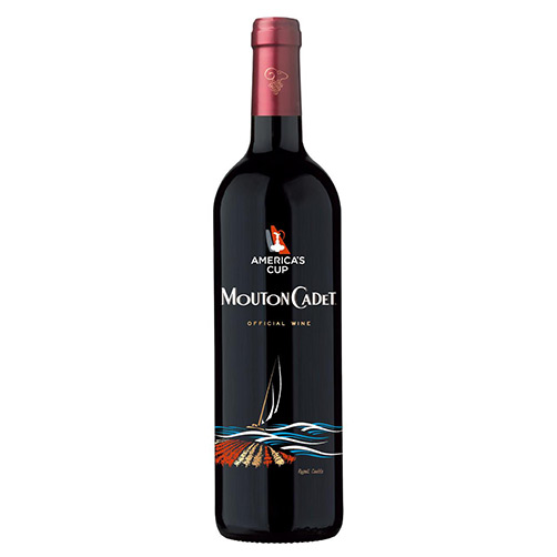 """Bordeaux Rouge """"Limited Edition America's Cup"""""""