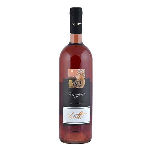 """Vino Rosato """"Munferiè"""""""