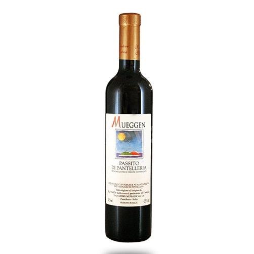 """Pantelleria Passito DOC """"Mueggen"""""""