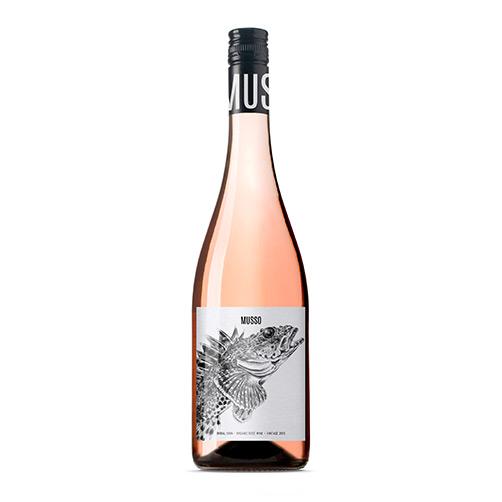 """Castilla Vino de la Tierra Bobal Rosé """"Musso"""""""