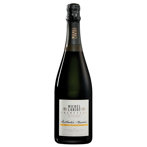 Champagne Brut Blanc de Noir