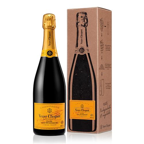 "Champagne Brut ""Naturally Cuvée Pètersbourg"""