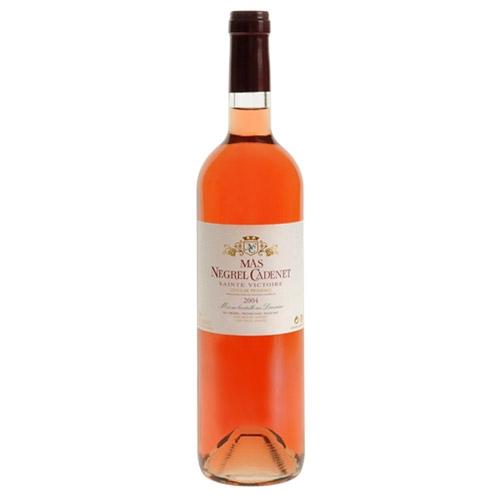 """Côtes de Provence Sainte Victoire Rosé """"Mas Negrel Cadenet"""""""