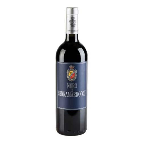 """Terre Siciliane Rosso IGT """"Nero di Serramarrocco"""""""