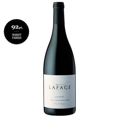 """Côtes Catalanes Grenache Noir Vieilles Vignes VDP """"Nicolas"""""""