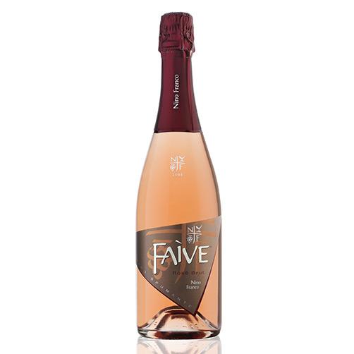 """Spumante Rosé Brut """"Faìve"""""""