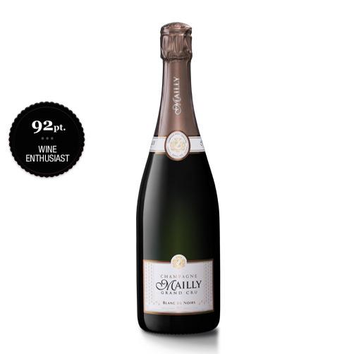 Champagne Brut Blanc de Noir Grand Cru