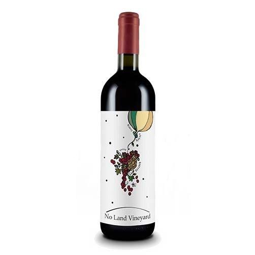 "Venezia Giulia Rosso IGT ""No Land Vineyard"""