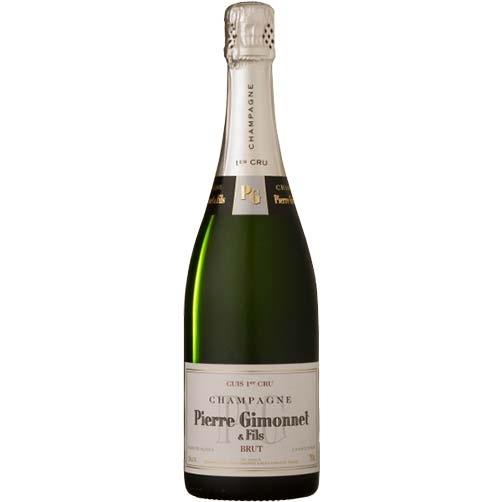 Champagne Brut Blanc de Blancs Cuvée Cuis 1er Cru