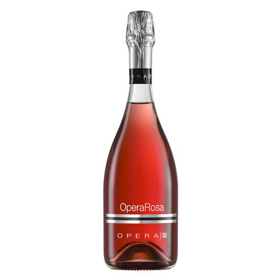 "Lambrusco Grasparossa di Castelvetro Rosé Spumante Brut DOP ""Opera Rosa"""