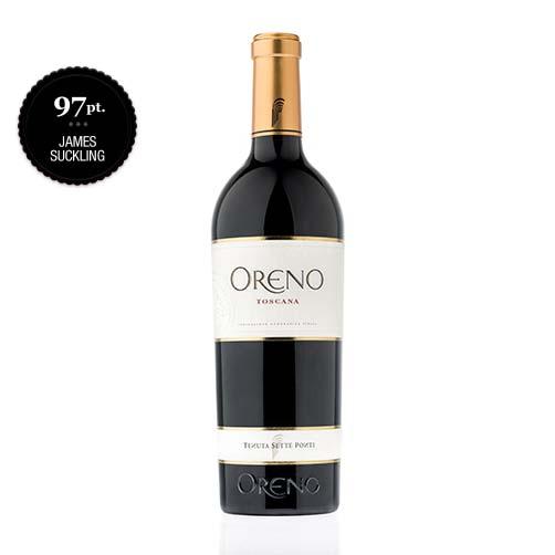 """Toscana Rosso IGT """"Oreno"""""""