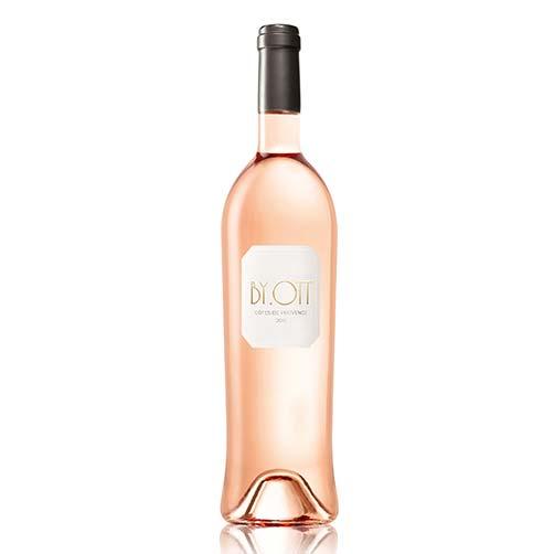 """Cotes de Provence Rosé """"BY OTT """" 2015 Magnum"""