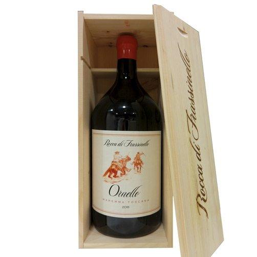 """Maremma Toscana Rosso IGT """"Ornello"""" 2012 Jéroboam"""