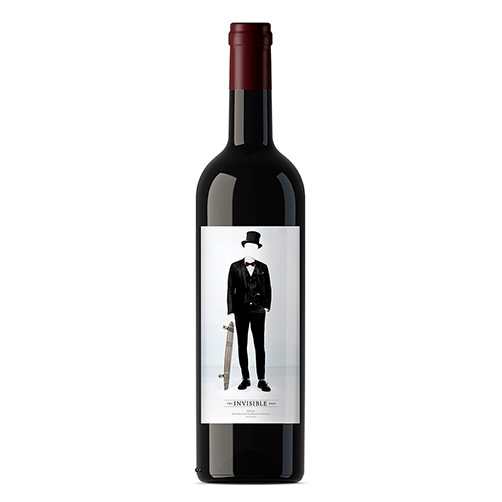 "Rioja, Rioja Alta DOC ""The Invisible Man"""