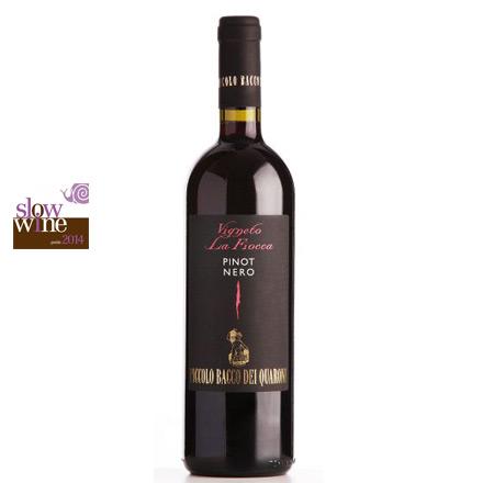 """Oltrepò Pavese Pinot Nero DOC """"Vigneto La Fiocca"""""""