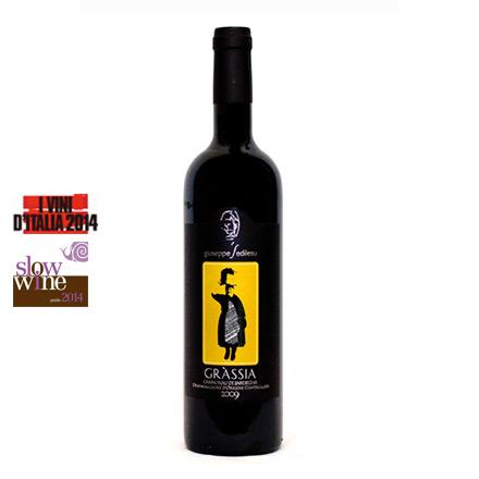 """Cannonau di Sardegna DOC """"Gràssia"""""""