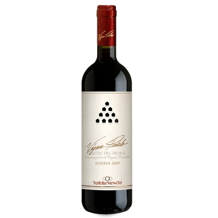 """Castel del Monte Riserva DOC """"Vigna Pedale"""" 2010 Magnum"""