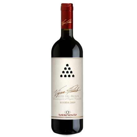 """Castel del Monte Riserva DOC """"Vigna Pedale"""" 2012 Magnum"""