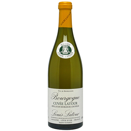 """Bourgogne Blanc """"Cuvée Latour"""""""