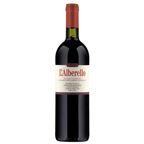 """Bolgheri Rosso Superiore DOC """"L'Alberello"""""""