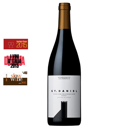 """Alto Adige Pinot Nero Riserva DOC """"St. Daniel"""" 2013 Magnum"""