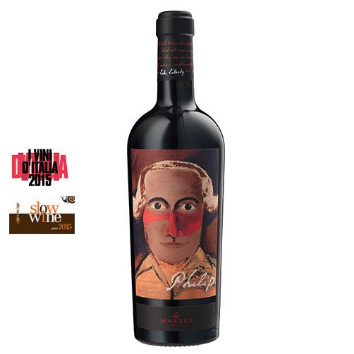 "Toscana Cabernet Sauvignon IGT ""Philip"""