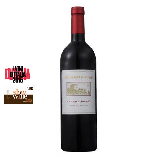 "Vino Rosso ""Arcana"""