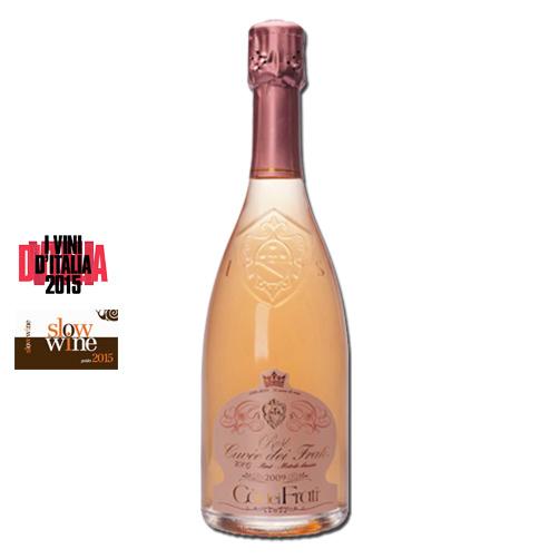 "Metodo Classico Rosé Brut ""Cuvée dei Frati"""