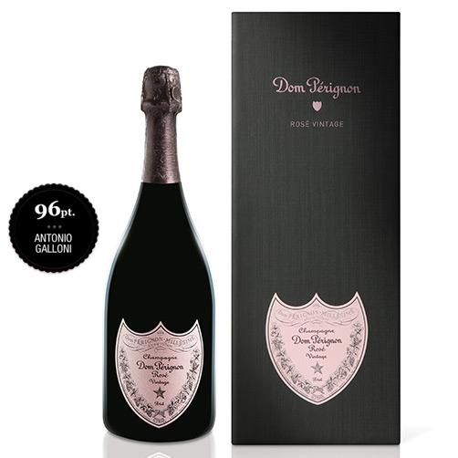 Champagne Brut Rosé Vintage