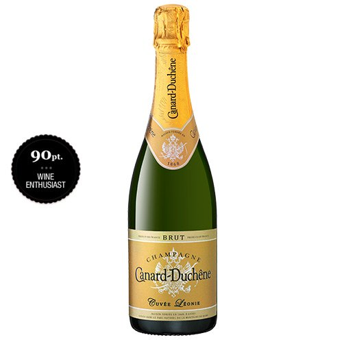 """Champagne Brut """"Cuvée Léonie"""" Mathusalem"""