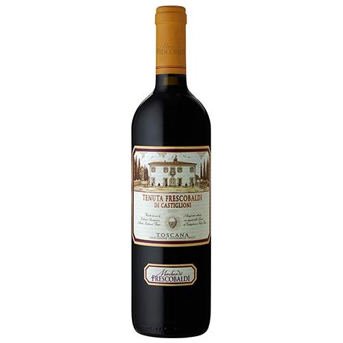 "Toscana Rosso IGT ""Tenuta Frescobaldi di Castiglioni"""