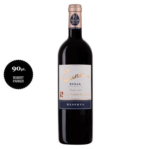 """Rioja Reserva """"Cune"""""""