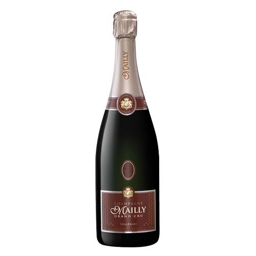 Champagne Brut Grand Cru Millésimé