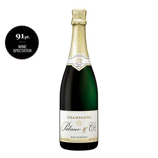 Champagne Blanc de Blancs Magnum
