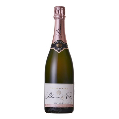 Champagne Rosé Réserve