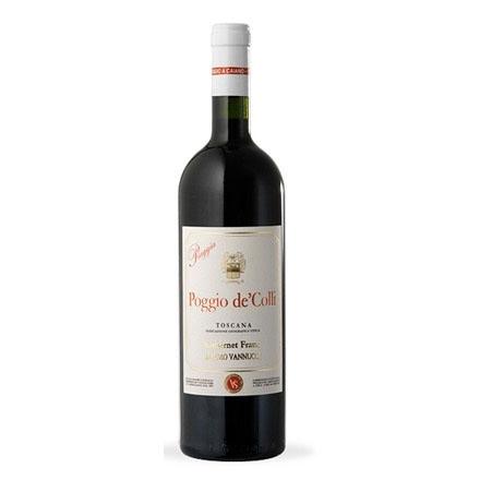 "Toscana Cabernet Franc IGT ""Poggio de' Colli"" 2012 Magnum Cassetta Legno"