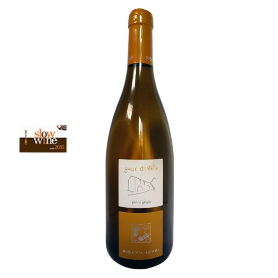 "Umbria Pinot Grigio IGT ""Gocce di Stelle"""