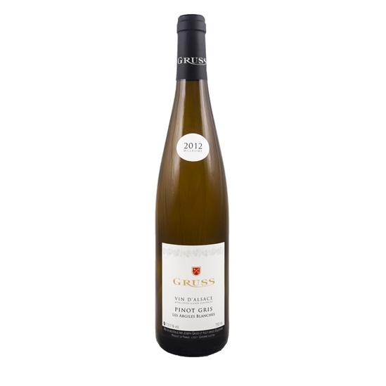 """Alsace Pinot Gris """"Les Argiles Blanches"""""""