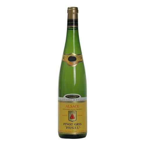 Alsace Tokay Pinot Gris Vendange Tardive