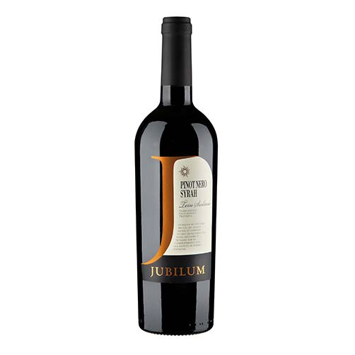 "Terre Siciliane Pinot Nero Syrah IGT ""Jubilum"""