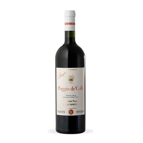 "Toscana Cabernet Franc IGT ""Poggio de' Colli"""
