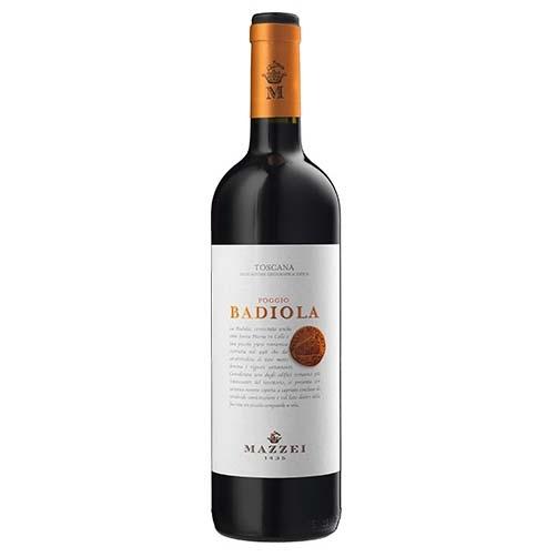 """Toscana Rosso IGT """"Poggio Badiola"""" 2014 Magnum"""