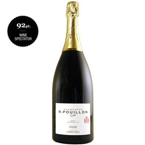 Champagne Brut Rosé Premier Cru Magnum