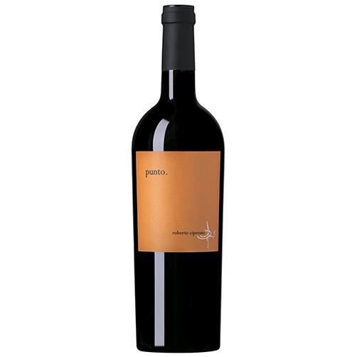 """Vino Rosso """"Punto"""" Magnum"""